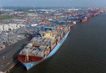 port, terminal, seehafen-hinterlandverkehr