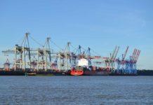 Terminal Hafen Hamburg