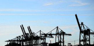 Seehäfen, Hafenwirtschaft, Politik, Bundestagswahl, ZDS, Hafen Port Silhouette