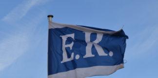 Flagge ER Schiffahrt