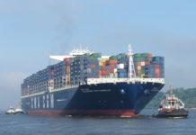 CMA CGM belongs to the new Ocean Alliance