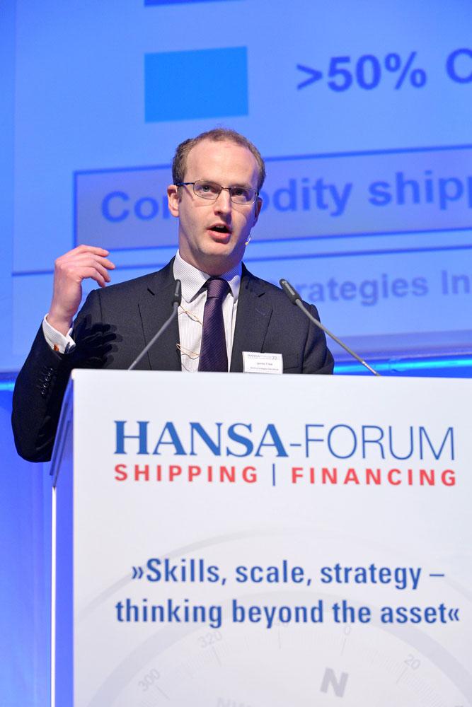 James Frew 20 HANSA Forum