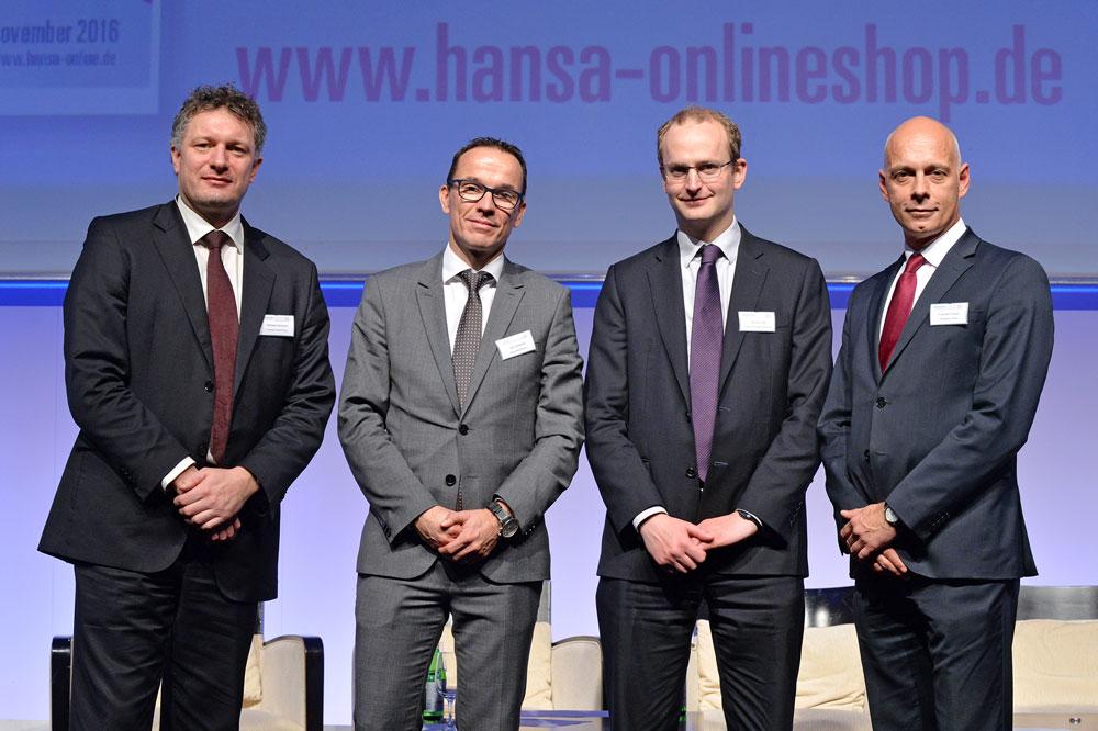Keynote speakers and moderators 20 HANSA Forum