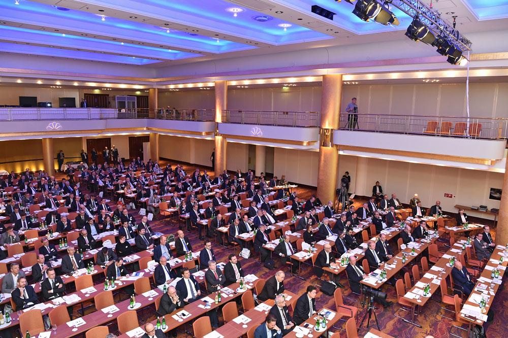 Auditorium 20 HANSA-Forum