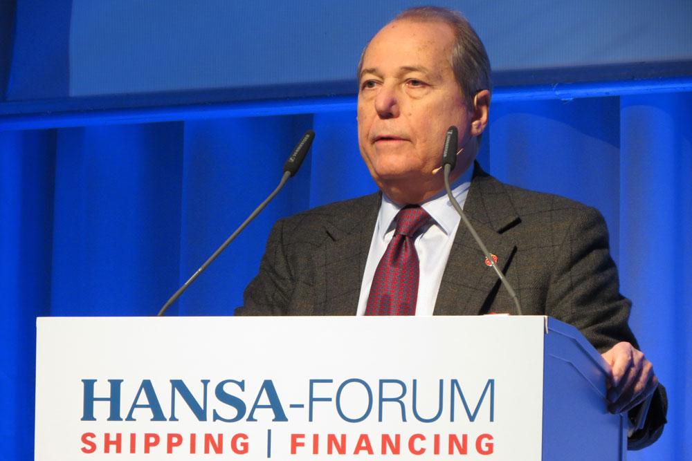 Janos F. Koenig 20 HANSA Forum