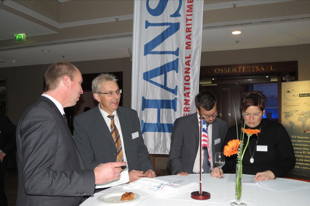 networking 20 HANSA Forum