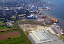 Siemens, Offshore, Fabrik, Cuxhaven