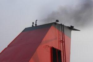 Ship emissions NOx
