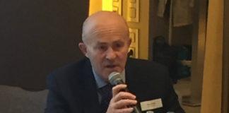 Eamonn O'Reilly, ESPO, Europe, seaports