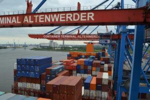 IHATEC, ZDS, Hafenwirtschaft, Container Terminal Altenwerder bekommt IHATEC Förderung