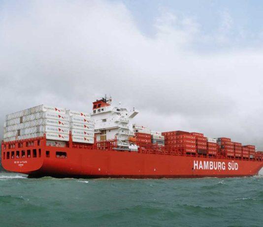 Hamburg Süd, Maersk