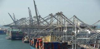 Quartal, Rotterdam, container freight rates