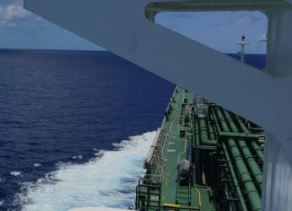 Dorian LPG tanker