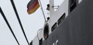 German Tanker