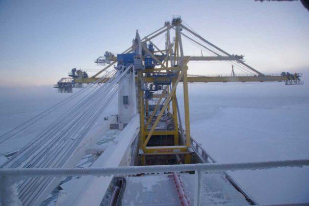 Northern Sea Route, Nordostpassage, Hansa Heavy Lift