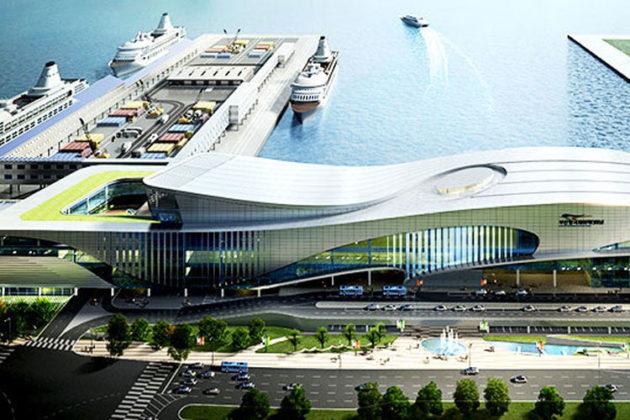 Kreuzfahrtindustrie, Korea