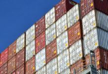 Contex, WCI, Drewry, World Container Index, Index, Container, World, stacked containers containerumschlag