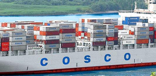 Cosco Shipping, Verschrottung, scrapping