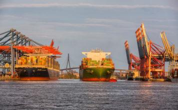 Häfen, Wachstum, Services,Die deutschen Seehäfen sind erfolgreich in das Jahr 2017 gestartet