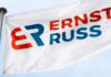 Ernst Russ, Flagge