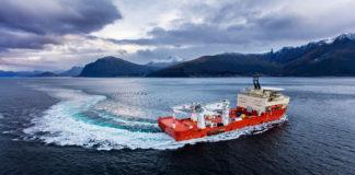 Die »Island Venture« nutzt Antriebe von Schottel