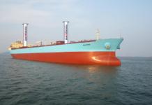 Maersk Norsepower Flettner Rotor Sail Shell