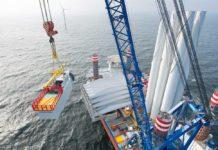 A2Sea, Dong Energy, Siemens