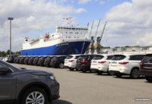 Automotive logistics at the port of gdansk