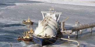 sovcomflot scf group gas tanker