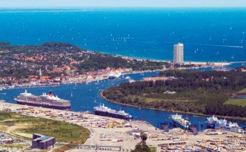 Die Gespräche zwischen ver.di und der Lübecker-Hafen-Gesellschaft über die Zukunft des Hafens haben positiv begonnen