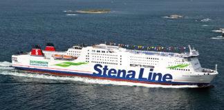 Stena Line methanol ferry stena germanica