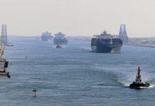 SCA, Suez Canal Authority, Suezkanal, Bulker, Rabatte