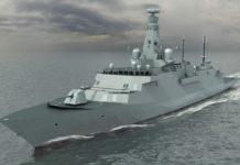 Raytheon Anschütz hat sein Integrierten Navigations- und Brückensystemen (INBS) für Marineschiffe optimiert