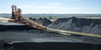 Vale coal mining