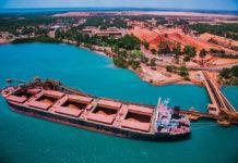 Rio tinto bulker bauxite