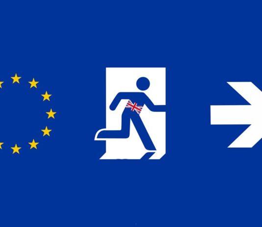 Dublin, Brexit, UK, Großbritannien
