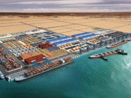 Djibouti, Doraleh, Hafen