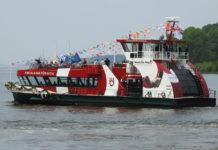 Die »Elbphilharmonie« verstärkt künftig die HADAG-Flotte im Hamburger Hafen