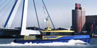 MAN Rollo, Hybrid, Port of Rotterdam