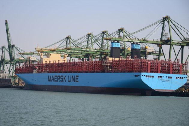 Madrid Maersk, Orderbuch