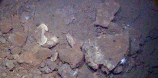 Tiefseebergbau, Kupfer, Sulfid