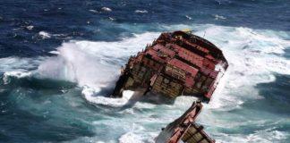 Maritime New Zealand, Rena, Versicherungen, P&I, Havarie