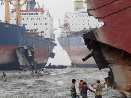 shipbreaking recycling beaching