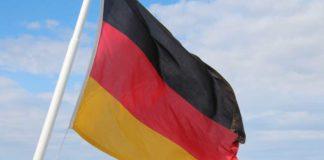 BG Verkehr deutsche Flagge