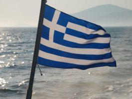 Flagge, griechische Reeder