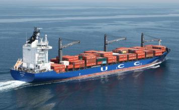 Containerschifffahrt, Hartmann, 2.500, Sub-Panamax, Frisia