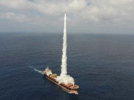Israel, Raketenstart