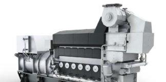 MAN 21/31 GenSet that will power Cemre's newbuild no. 57