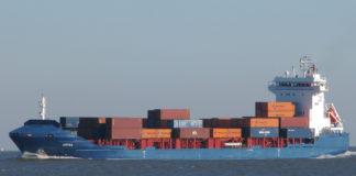 Die »Sophia« der Reederei Eiskip erhält im September zwei Schiffskrane von Liebherr
