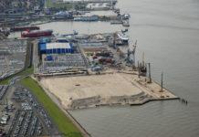 Cuxport entwickelt ein neues Managementsystem für seine Multipurposeterminals